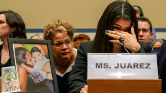 Migrant Mother Testifies About Daughter's Death After ICE Custody