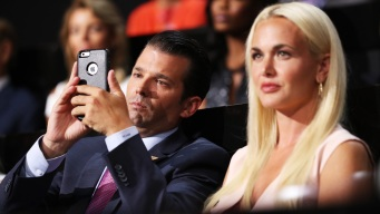 Donald Trump Jr., Wife Headed for Divorce After 12 Years