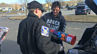 Locals Give Generously at Toy Drive in East Haddam<br />