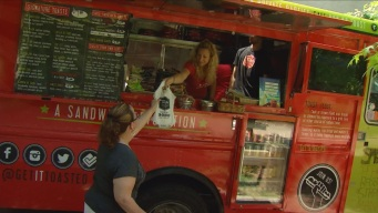 Feast TV: Toasted Food Truck