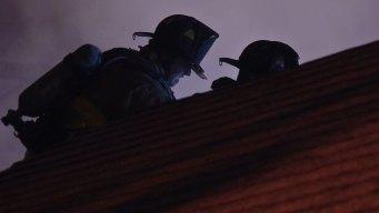 Crews Respond to Fire in Danbury