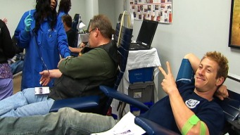 Donate at NBC Connecticut Blood Drive