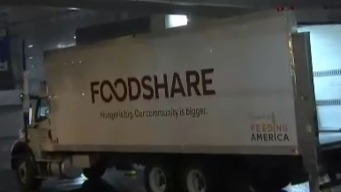 Foodshare Collects Turkeys, Food Items For Families in Need