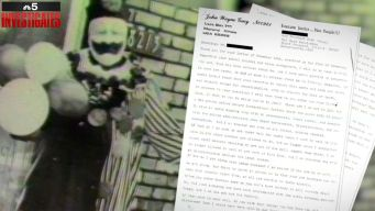 Long-Lost Gacy Letter Found by Suburban High School