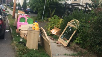 Hartford Looks to End Illegal Dumping