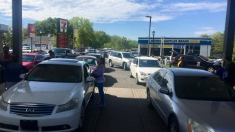 'Gas on God' Giving Away Free Gas in Hartford Today