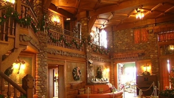 Holiday Tours at Gillette Castle