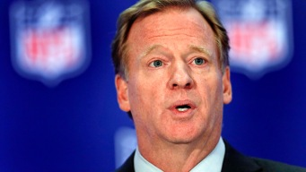 NFL Commissioner Goodell Signs Contract Extension