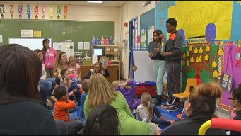 New Britain Students Learn Child Development