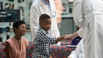 Catching Up With the Boy Who Had a Double Hand Transplant