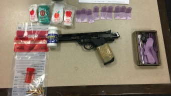 Hartford Man Arrested On Drug Charges Following Foot Chase