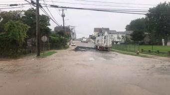Water Main Break Closes Part of Meadow St. in Hartford