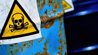 DEEP Emergency Crews Clean Spilled Acid in New Haven