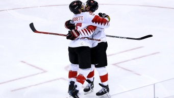 Canada Beats Czechs, 6-4, for Men's Hockey Bronze
