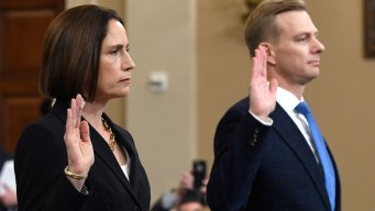 Watch, Read Fiona Hill and David Holmes' Opening Statements