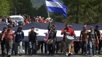 Trump Warns Honduras Over Migrant Caravan Now in Guatemala