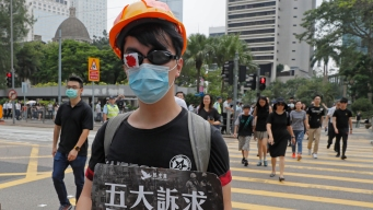 Canada Halts Hong Kong Consulate Travel as Protests Continue