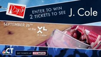 J. Cole VIP Ticket Sweepstakes