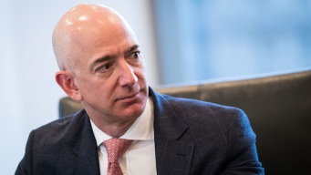 Forbes: Amazon CEO Bezos Was Briefly the World's Richest Man