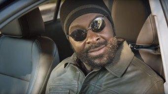 NFL Legend Jerry Rice Masquerades as Lyft Driver