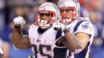 Jonas Gray Adds Running Game to Pats' Offense