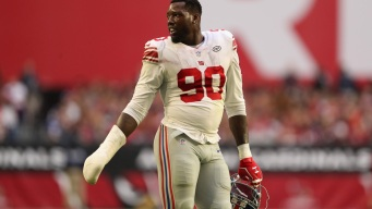 Giants Trade DE Jason-Pierre Paul for 2 Draft Picks