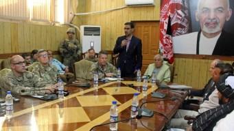 Taliban Attack Kills Top Afghan Officials, US General Unhurt