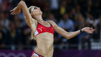 Olympic Medalist: I Was Pregnant in London