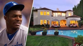 Dodger Yasiel Puig's Home Burglarized on Night of World Series Loss