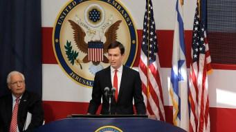 White House Backs Kushner, Blames Hamas for Gaza Violence
