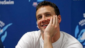 Ryan Lochte's Expansive Shoe Collection