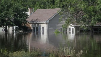 """500-Year"" Flood Overwhelms N.D. City"