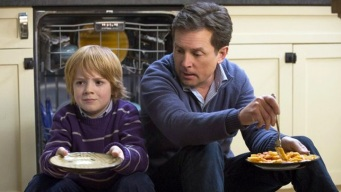 """The Michael J. Fox Show"": Family Dinner"