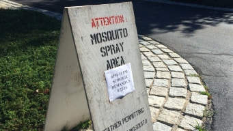 Old Lyme to Spray for Mosquitoes Tuesday Night