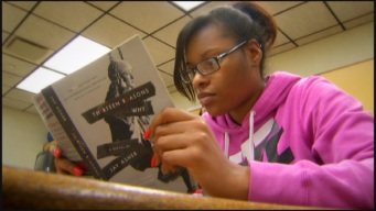 Students Learn Joy of Reading Through School Book Club