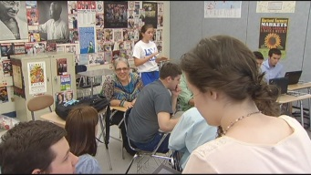 Students Raise Awareness of Homelesness