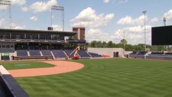 Yard Goats Sold Out for Home Opener at Dunkin' Donuts Park