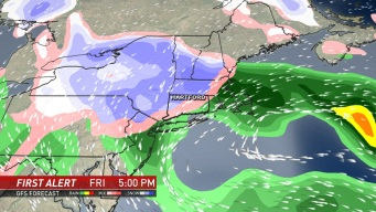 First Alert: Nor'easter Possible End of the Week