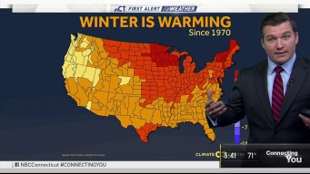 Record Warmth and Climate Change