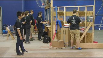 Southington Robotics Team Goes To Nationals