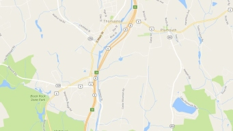Lanes on Route 8 in Thomaston Closed