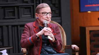 Ruth Bader Ginsburg Shares Her #MeToo Moment
