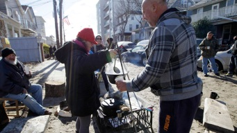 Humanitarian Group Helps Storm-Ravaged New Yorkers