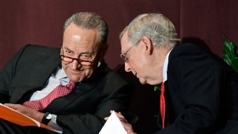 Senate Leaders Predict a Tough Time Getting Immigration Deal
