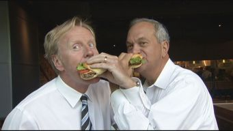 Shake Shack Opens in New Haven