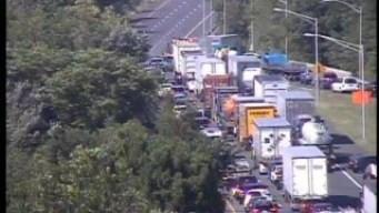 I-84 West in Southington Reopens After Crash