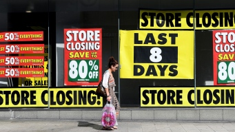Brick-and-Mortar Stores Are Closing