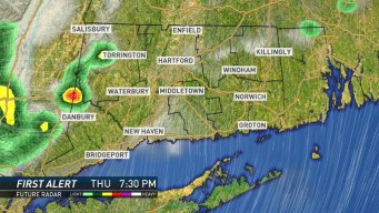 Storms Bring Gusty Winds to State