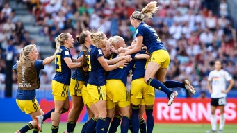 Surprising Sweden Ousts Germany at the Women's World Cup