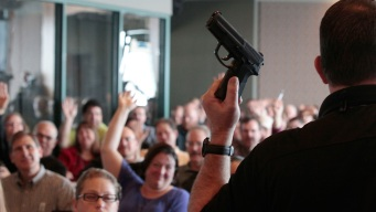 Police Experts Urge Intensive Training If Teachers Are Armed